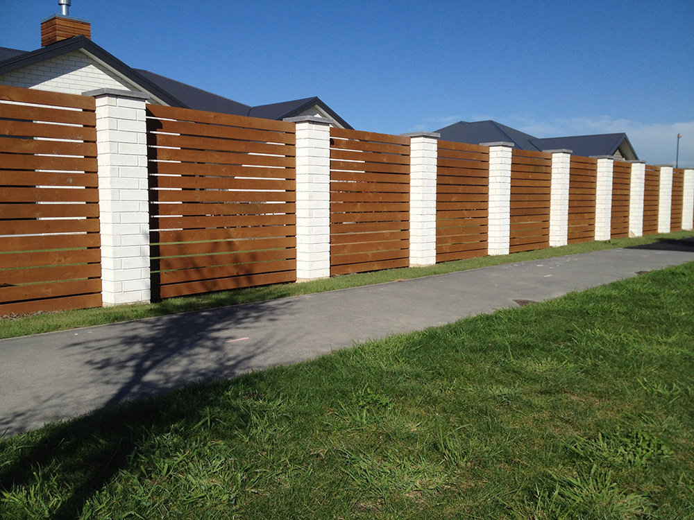 Feature Fences Protecta Coatings Limited