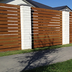 Fence and Deck Spraying